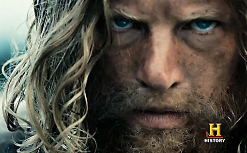 TV Series Vikings First Trailer