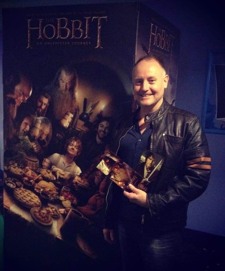 The Hobbit Irish Premier