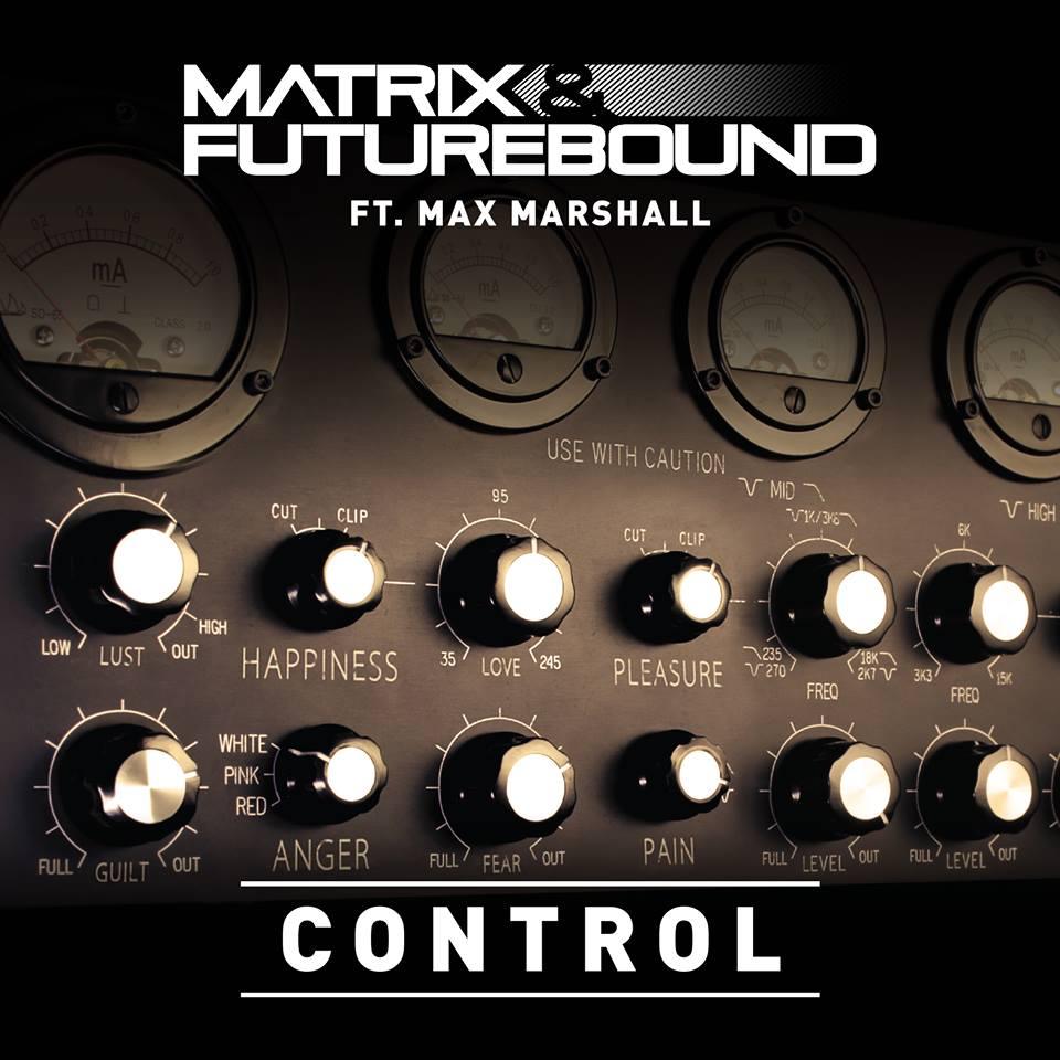 Control – Matrix and Futurebound ft Max Marshal