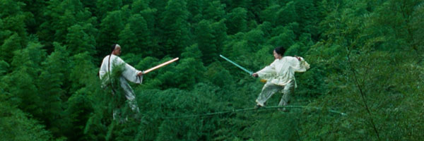 Crouching Tiger, Hidden Dragon II: The Green Legend (2015)