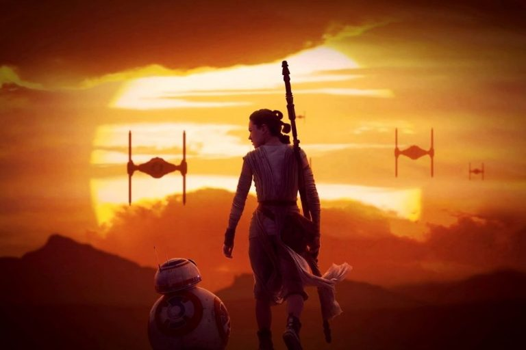 Starwars: The Force Awakens