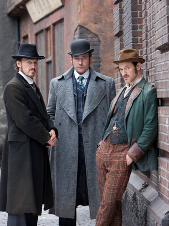 Ripper Street Wrapped