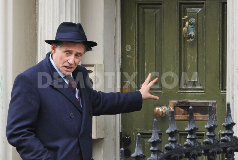 BBC Crime Thriller 'Quirke'