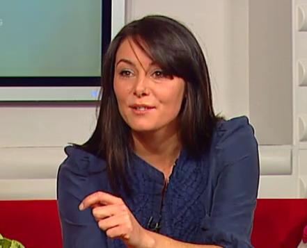 Eimear O'Grady interview on TV3