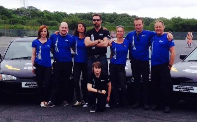 Stunt Drive Ireland – Precision Stunt Driving Show July 14th