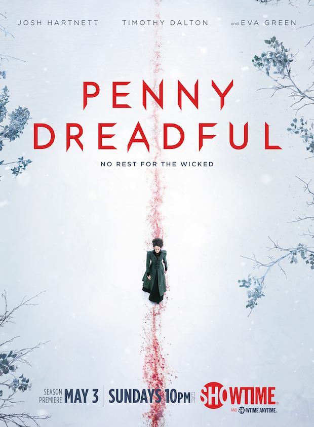 'Penny Dreadful' Picks Up Three BAFTAs at TV Craft Awards