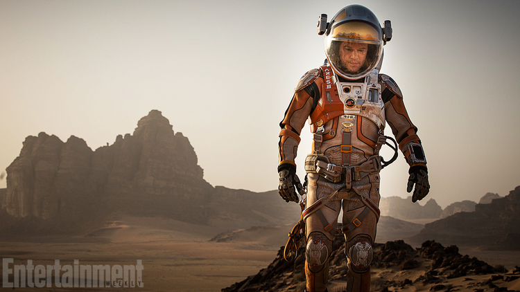 First Look at Ridley Scott's The Martian